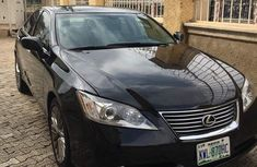 Lexus ES 2008 350 Black for sale
