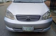 Need to sell cheap used 2005 Toyota Corolla automatic in Oshogbo
