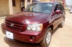 2002 Toyota Highlander automatic for sale at price ₦1,290,000 in Ibadan