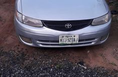 Selling 2002 Toyota Solara automatic in good condition at price ₦680,000