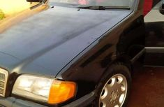 Sell black 1998 Mercedes-Benz 220 automatic at mileage 0 in Benin City