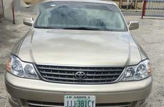 Sell used 2004 Toyota Avalon sedan automatic at price ₦1,390,000