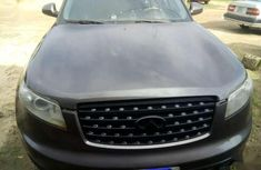 Clean and neat grey 2004 Infiniti FX