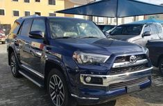 Well maintained 2017 Toyota 4-Runner for sale in Lagos