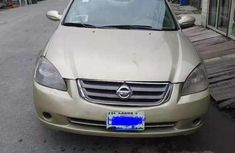 Selling 2003 Nissan Altima automatic in good condition at price ₦640,000
