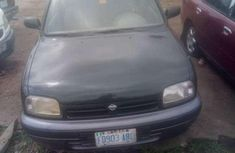 Sell well kept green 1999 Nissan Micra suv manual in Ibadan