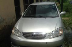 Toyota Corolla 2003 Sedan Automatic Silver for sale