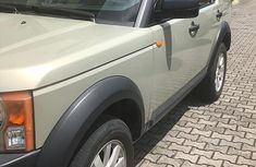 Sell gold 2006 Land Rover LR3 automatic at mileage 55,716 in Lagos