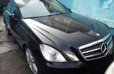 Used 2010 Mercedes-Benz E550 car for sale at attractive price