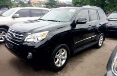 Need to sell black 2012 Lexus GX at mileage 31,204 in Lagos