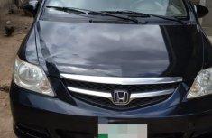 Best priced used black 2007 Honda City manual