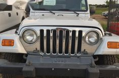 Jeep Wrangler Unlimited 2005 Silver for sale