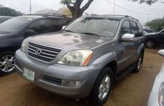 Selling 2005 Lexus GX suv  at mileage 86,654 in Lagos