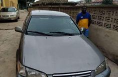 Selling grey 1999 Toyota Camry sedan automatic at price ₦700,000