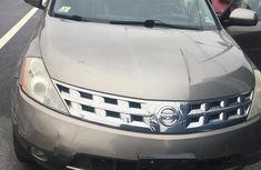 Sell super clean gold 2004 Nissan Murano automatic