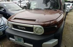 Well maintained 2009 Toyota FJ CRUISER at mileage 78,524 for sale in Lagos