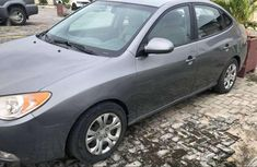 Sell well kept grey 2009 Hyundai Elantra automatic at mileage 101,000
