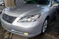 Well maintained grey 2009 Chrysler ES sedan for sale in Onitsha