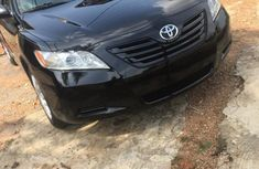 Sell well kept black 2008 Toyota Camry sedan in Ilorin