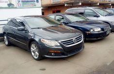 Sell used 2010 Volkswagen CC automatic at mileage 79,000 in Ikeja