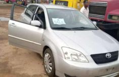 Well maintained 2006 Toyota Corolla for sale at price ₦1,200,000