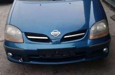 Sell cheap blue 2004 Nissan Almera manual at mileage 15,552