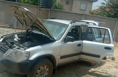 Honda CR-V 1999 2.0 4WD Automatic Silver for sale