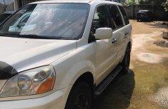 Honda Pilot 2005 EX-L 4x4 (3.5L 6cyl 5A) White for sale