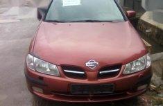 Nissan Primera 2000 Red for sale