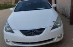 Toyota Solara 2006 White for sale