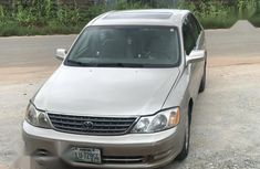 Toyota Avalon 2004 XL Gold for sale
