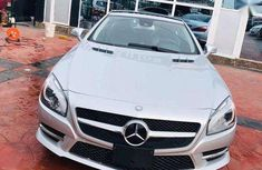 Sell cheap grey 2013 Mercedes-Benz SL-Class at mileage 32,000 in Lagos