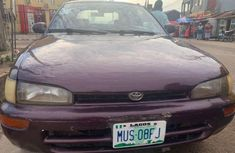 Sell clean used 1997 Toyota Corolla at mileage 145,241 in Lagos
