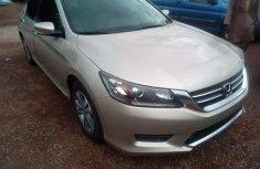 Sell grey  2014 Honda Accord sedan automatic