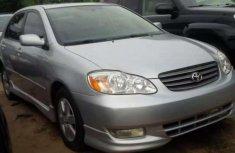 Sell grey 2011 Toyota Corolla sedan automatic