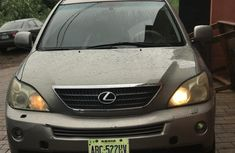 Lexus RX 2006 400h AWD Gray for sale
