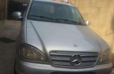2003 Mercedes-Benz ML 320 automatic at mileage 10,011 for sale