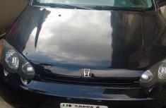 Honda HR-V 2002 Black for sale