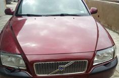 Sell red 2003 Volvo S80 automatic at price ₦750,000 in Lagos