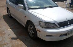 Mitsubishi Lancer / Cedia 2002 White for sale