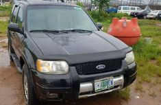 Extremely clean 2002 Ford Escape for sale at price ₦550,000 in Lagos