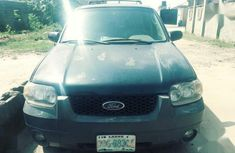 Ford Escape 2005 XLT Green for sale