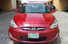 Very sharp neat used 2014 Hyundai Accent automatic for sale in Lagos