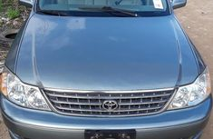 Need to sell high quality 2003 Toyota Avalon at mileage 121,353 in Lagos