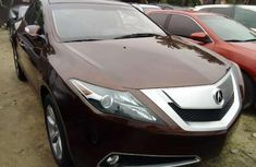 Sell well kept 2011 Acura ZDX at price ₦8,500,000 in Lagos