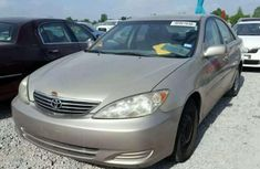 Best priced grey 2005 Toyota Camry at mileage 95,000 in Jalingo