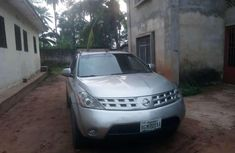 Sell well kept grey/silver 2004 Nissan Murano automatic