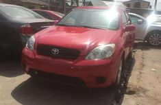Best priced red 2004 Hyundai Matrix suv  automatic in Lagos