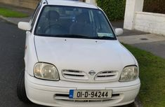 Sell high quality 2001 Nissan Micra automatic at mileage 152,000