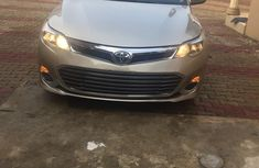Toyota Avalon 2013 Gold for sale